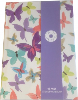 A5 Hardcover Notebooks - £3.99 each