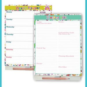 A5 Magnetic Organisers - £4.75