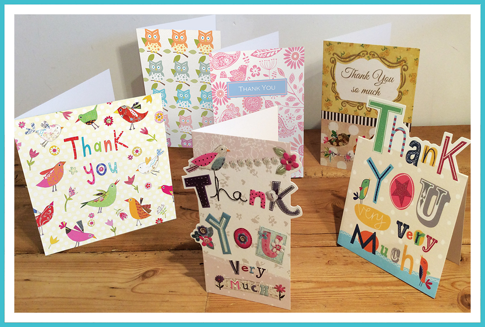 Really useful pack of 6 assorted greetings cards - £5.99